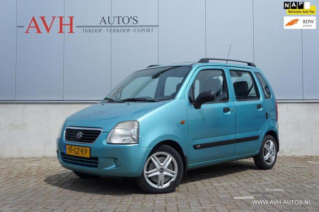 Suzuki-Wagon R+
