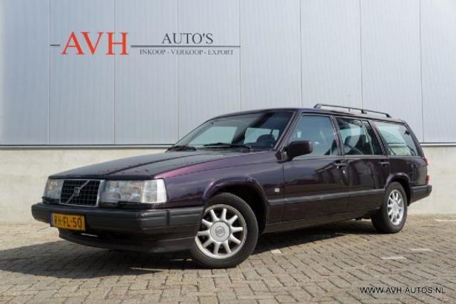 Volvo-Polar estate